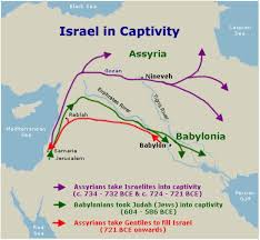 israel in captivity