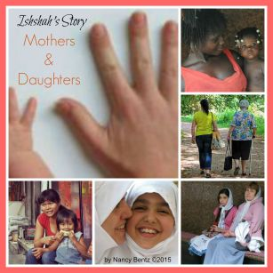 PicMonkey Collage - Mothers & Daughters