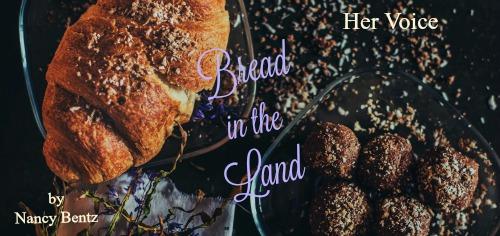 Bread in the Land II - Unsplash by Olenka Kotyk