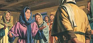 mary m telss disciples