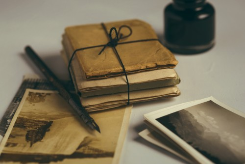 Journals - Unsplash courtesy of Joanna Kosinska