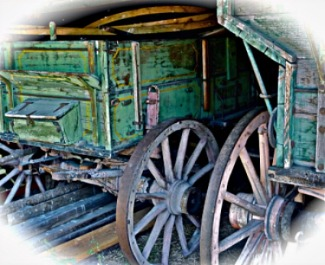Laurie's wagons