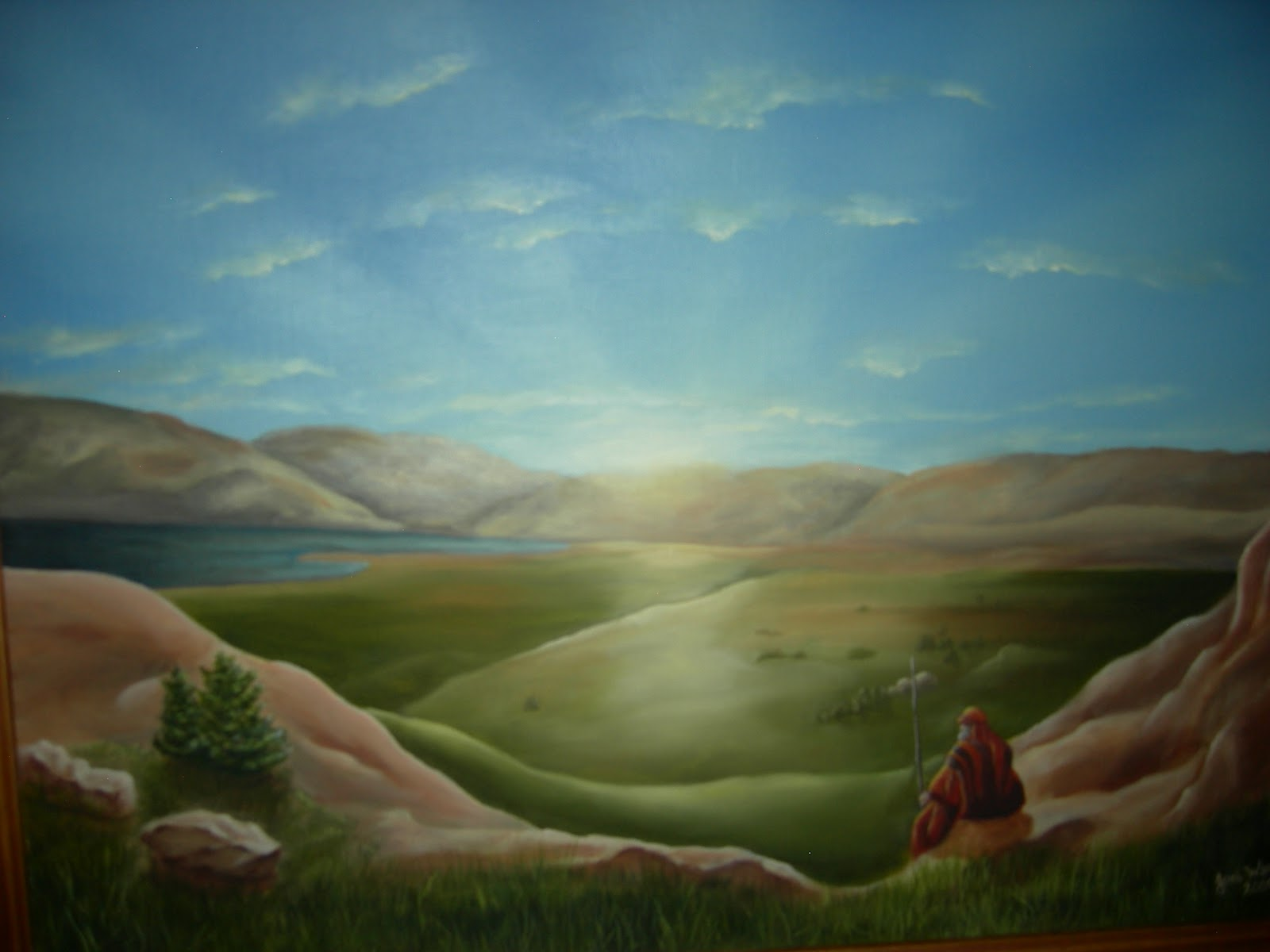 Taking the Promised Land – Ishshah's Story