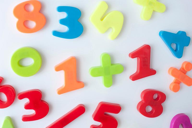 Fridge magnet mathematics